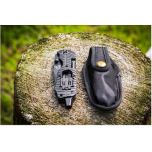Outdoor folding army knife